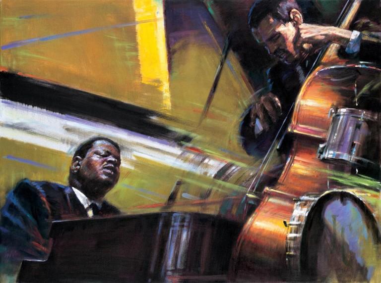 Trio by Jin G. Kam